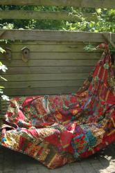 Pompoen quilt